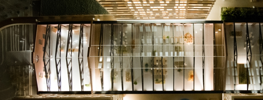 Arkitektmodell - Nydalen