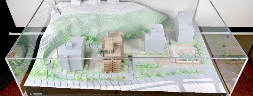 Hektneråsen - modellbilde